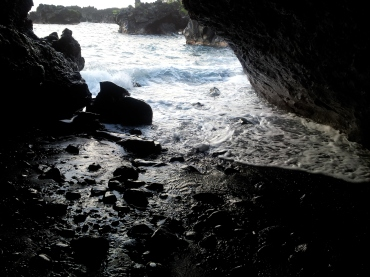 Lava Rock Cave