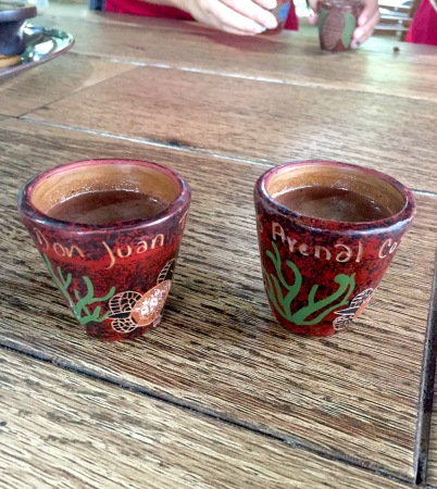 Shots of Cacao
