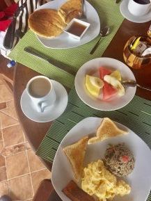 Breakfast at Rancho Cerro!