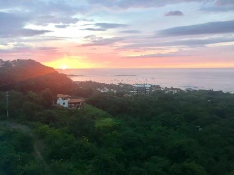 Sunset at Esplendor