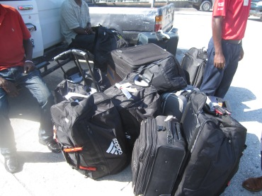 Overpacked Bags